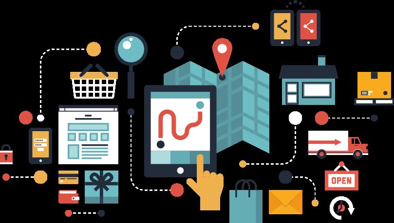 Usługi mapy google agencja marketingowa social media Hesna