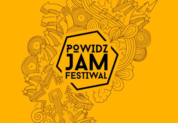 Strona internetowa Powidz JAM Festiwal realizacje agencja marketingowa social media Hesna