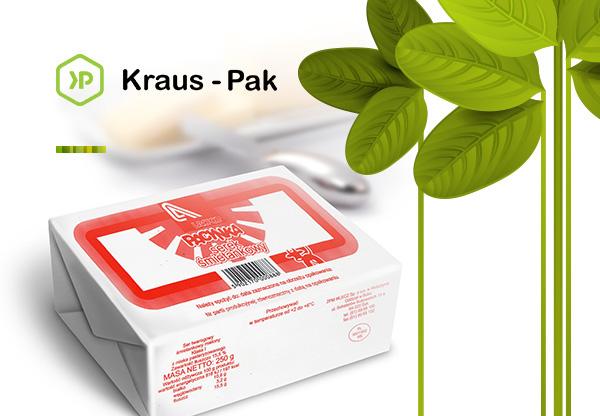 Strona internetowa Kraus-Pak realizacje agencja marketingowa social media Hesna
