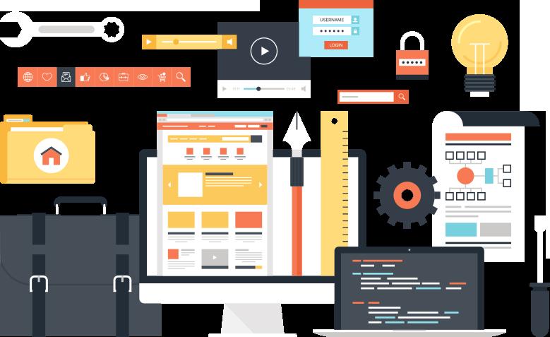 Usługi projektowanie stron agencja marketingowa social media Hesna