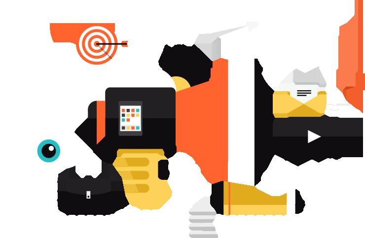 Usługi social media agencja marketingowa Hesna