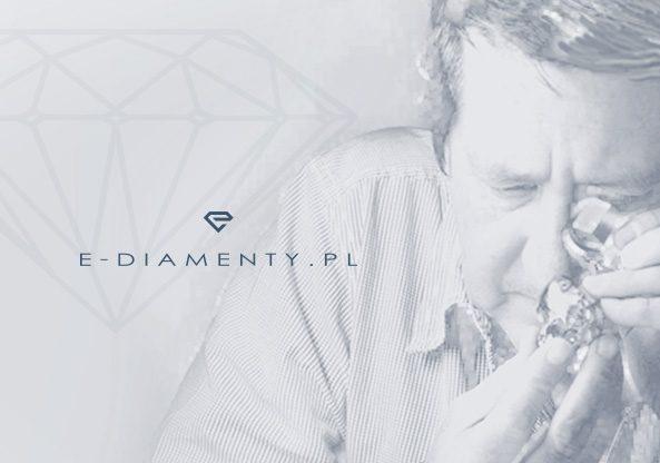 Sklep internetowy e-diamenty realizacje hesna agencja marketingowa social media