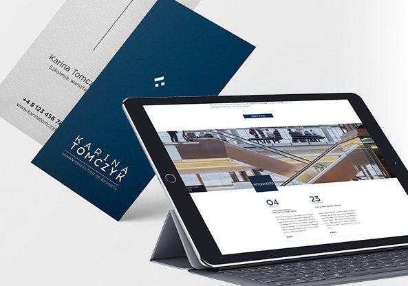 Strona internetowa Tomczyk realizacje hesna agencja marketingowa social media