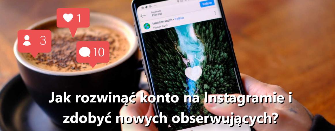 Instagram konto social media